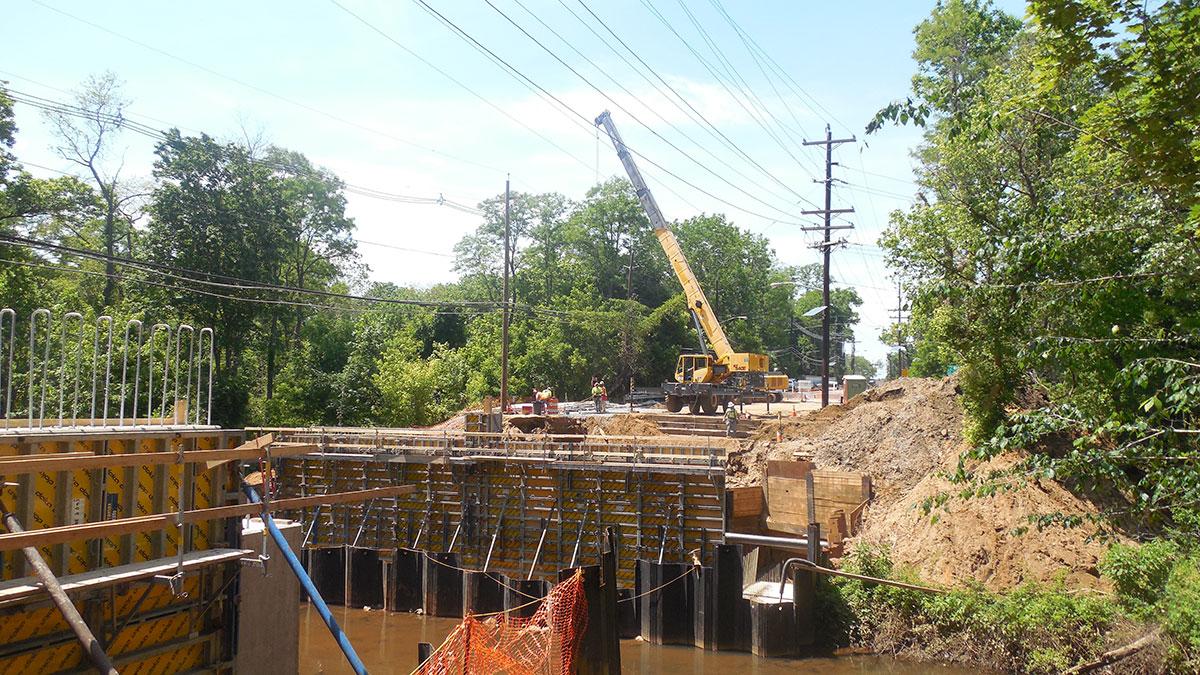 Mercer County Bridge 672.4 over Doctor's Creek