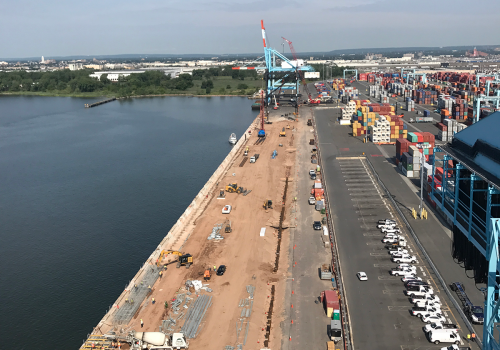 APM Wharf Modernization Phases 3 & 4