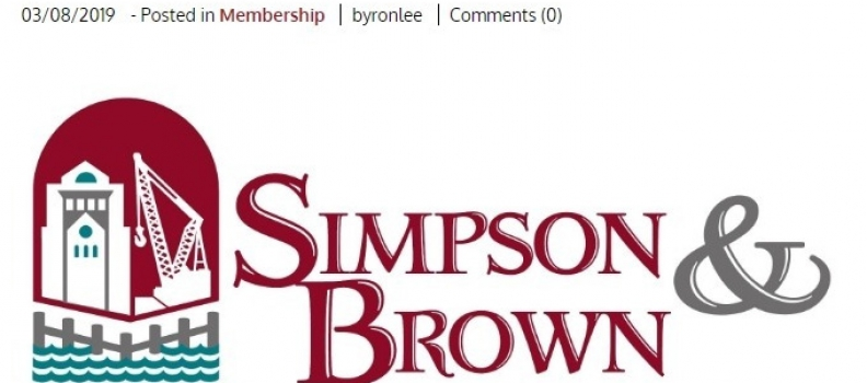GBCA Member Spotlight – Simpson and Brown