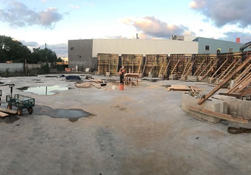 City of Elizabeth Salt Storage Dome