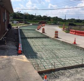 Phillips 66 Reinforced Concrete Paving